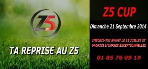 cup z5 site meaux
