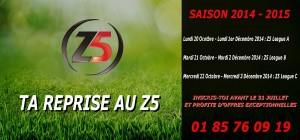 z5 league meaux site